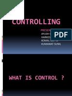 CONTROL Ppt