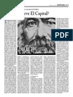 Políti-K 7º Edición Pág 15 Especial Para qué sirve el Capital?