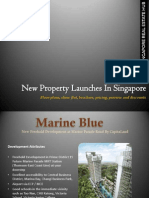 New Property Launches In Singapore