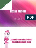 Akhlak Perawat Profesional dalam Pandangan Islam