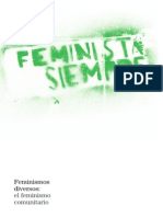Feminismos Comunitario Lorena Cabnal