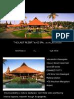 Tourism Lalit