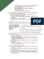 Solucionario de Preguntas de Traumatologia- Cirugia II-2009