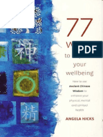 77 Ways to Improve Your Wellbeing How to Use Ancient Chinese Wisdom to Enhance Your Physical Mental and Spiritual Health.rar - RAR Archive, Unpacked Size 3,642,233 Bytes
