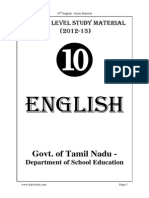 English i and II Paper Guide English