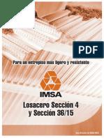 Manual Losacero E-5