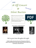 climate summit concert flyer1
