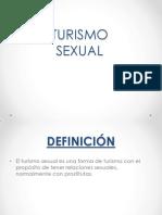 Turismo Sexual