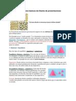 Los 4 Principios Básicos de Diseño de Presentaciones