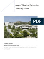 ECE 231 Laboratory Manual 090112 (Word 10)