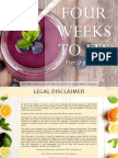 Four Weeks to Fit Meal Plan