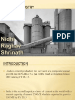 Cement Industry-Investment Strategies