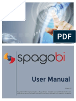 SpagoBI 5 User Manual