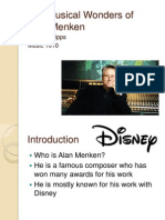 alan manken powerpoint