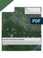 Peta Digital Jalan Nasional di Kecamatan Padaherang - Kalipucang