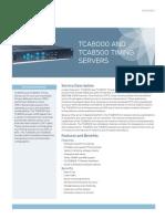 TCA 8K Datasheet JUNIPER