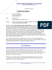 ED-OIG Management and Information Report for the Tranistion to the Direct Loan Program - x19i0006