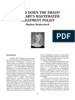 Wastewater Policy