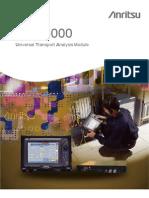 CMA5000 UTA Solutions Brochure V3