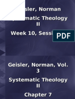 Geisler Vol 3 Chaps 7 and 8