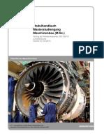 MSc-Maschinenbau-Modulhandbuch Stand Gueltig Ab 20141001