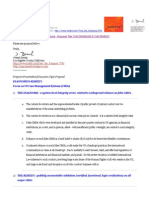 10 01 08 Case Management Systems (CMSs) - Diagnosis and Remedy s