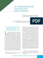 Seguridad Social e Ciclo Vital