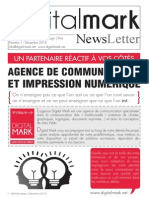 Newsletter Digital Mark | Décembre 2014