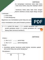 Modul 4 (Cross Portal)
