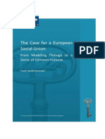 The Case for a E Social U_Vandenbroucke