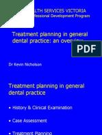 Treatment Planning 2011