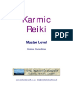 Karmic Reiki Master