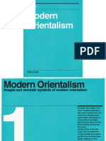 The Modern Orient
