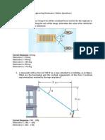 Engineering Mechanics_course File