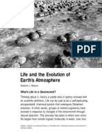 Life and the Evolution of Earth Atmosphere