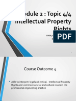 Intellectual Property Rights - May 2014