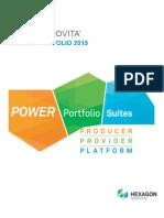 Hexagon Geospatial Power Portfolio 2015 - What's New