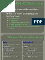 Fundamental of MIS