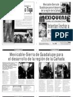 Diario El mexiquense 9 Diciembre 2014