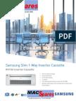 MS Samsung Slim Cassette