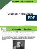 Fenômenos de Transporte Turbinas