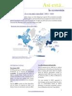 Previsiones Para La Economía Mundial 2014 2015 (Así Está La Economía... Diciembre 2014) Círculo de Empresarios
