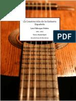 libro de lutheria Luis Fabregas