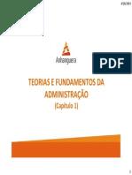 Fundamentos da ADM
