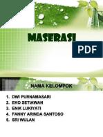 MASERASI PPT PRESENTASIvcx