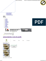 Gateau Algerien _ Corne de Gazelle