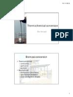 4. Thermochemical Biomass