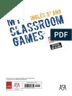 Livro 5º Ano ASA - Games