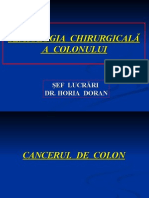 SEMIOLOGIA CHIRURGICALA A COLONULUI
