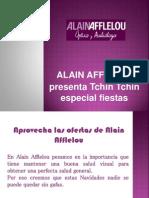 ALAIN AFFLELOU presenta Tchin Tchin especial fiestas